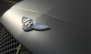 BentleyVollverklebung