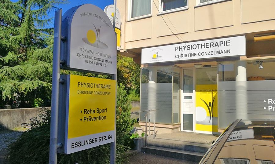 ConzelmannAufstellerStechkastenSchaufensterbeschriftungSchilder