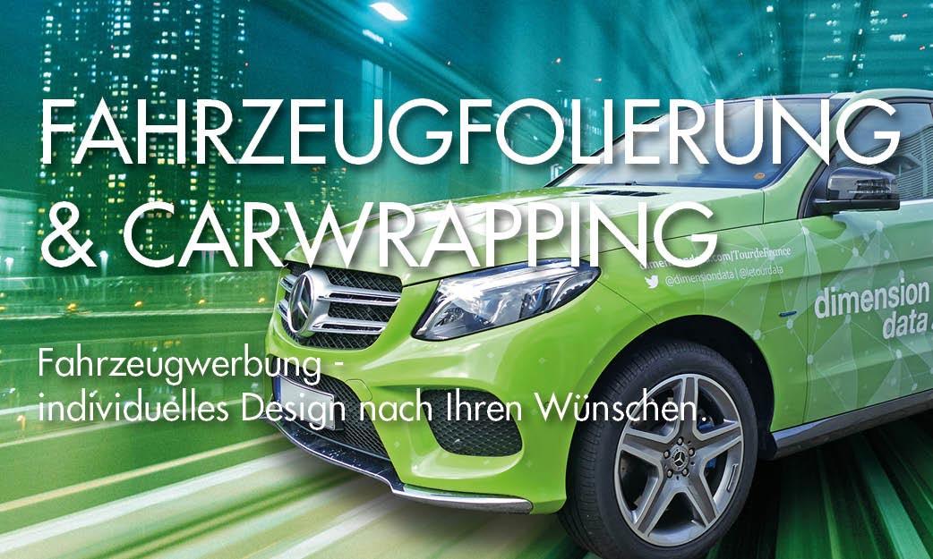 Fahrzeugfolierung und Carwrapping aus Deizisau bei Stuttgart