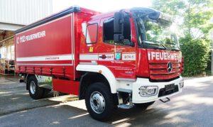 FeuerwehrEinsatzfahrzeugFolierung
